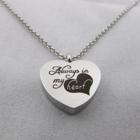 Always In My Heart - Necklace
