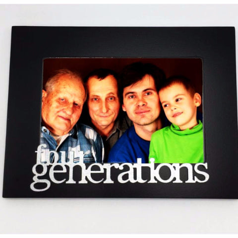 Four Generation - Picture Frame