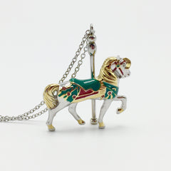 Don't Worry About the Ups and Downs, Just Enjoy the Ride - Necklace