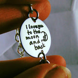 I Love You to the Moon and Back - Exclusive Bracelet