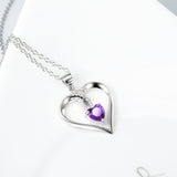 Pre Sale: Sterling Silver June Birthstone Necklace