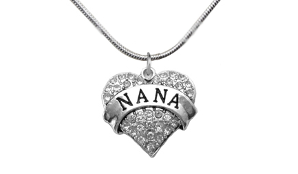 Heart Shape Nana - Necklace Limited Edition