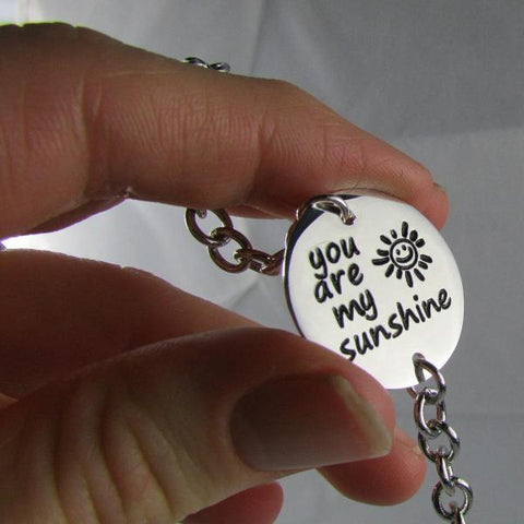 You Are My Sunshine, My Only Sunshine - Bracelet