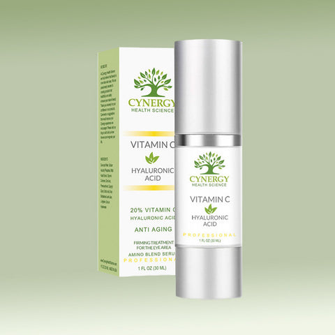 Cynergy Health Science Vitamin C Serum