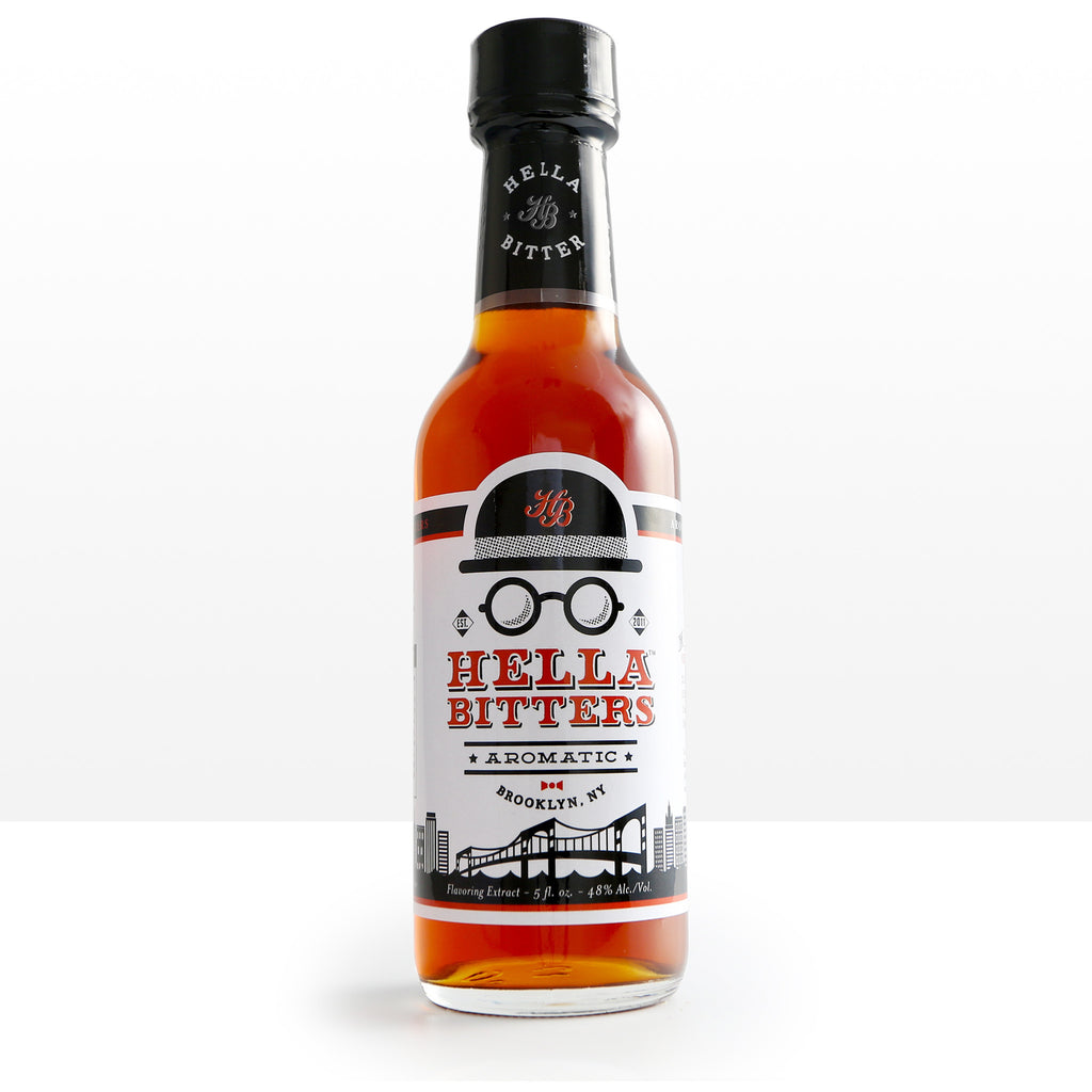 Hella Bitters Aromatic Bitters