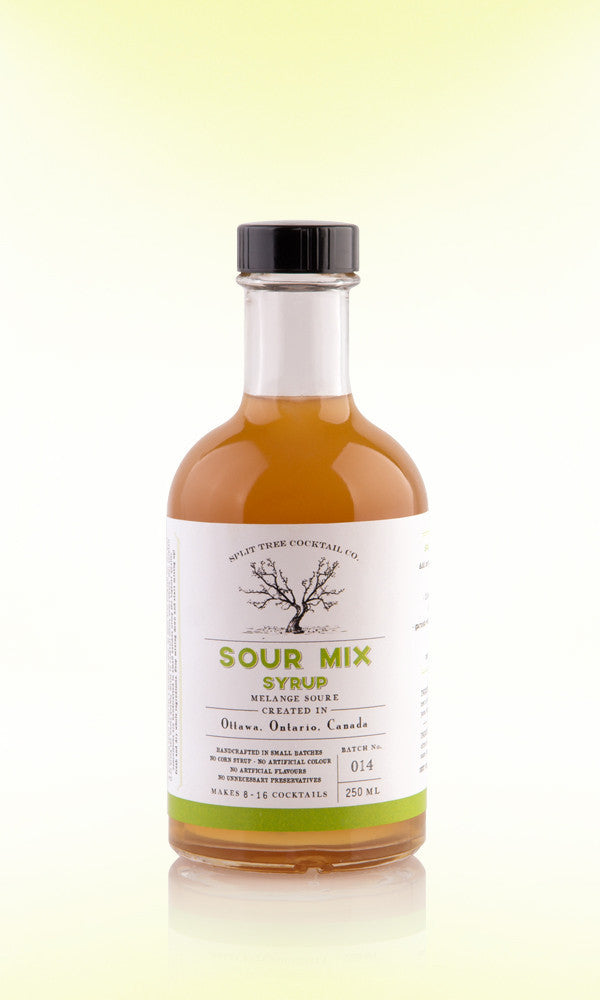 Split Tree Sour Mix Syrup