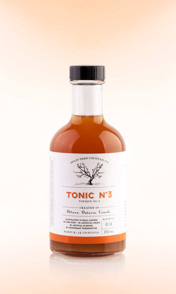 Split Tree Tonic No.3