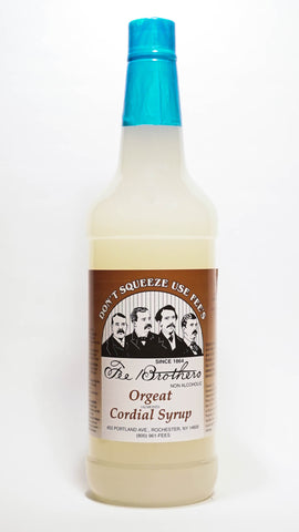 Split Tree Ginger Vanilla Syrup