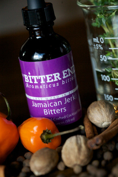 The Bitter End Jamaican Jerk Bitters