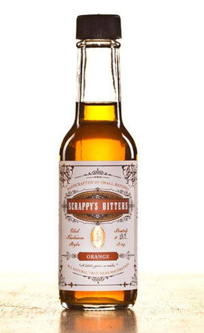 Scrappy's Orange Bitters Large Format (10oz)