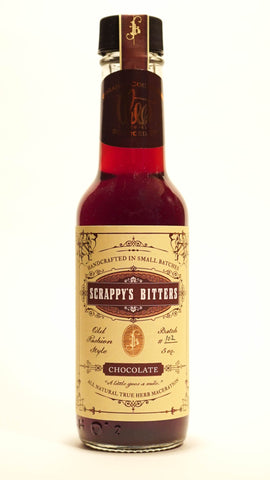 Scrappy's Firewater Tincture
