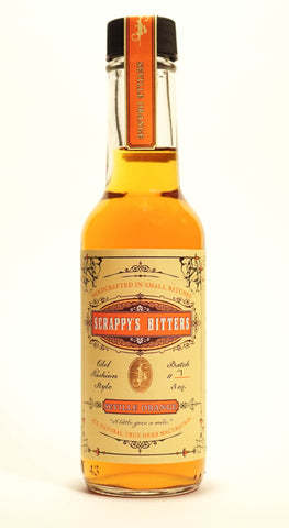 Scrappy's Seville Orange Bitters (limited edition)