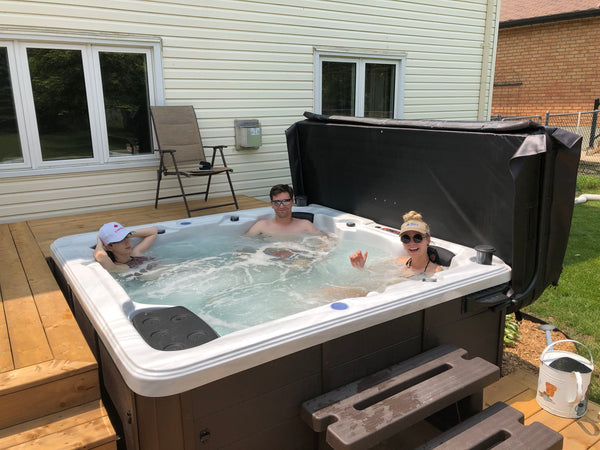 Luxury Hot Tubs