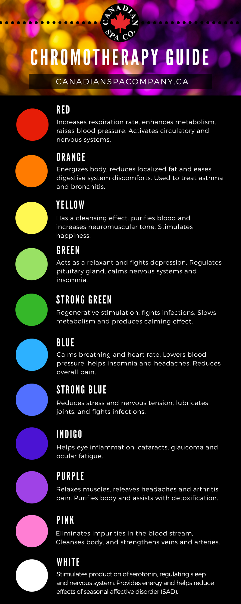 Colour therapy for digestion - Https Bcenter Org Bwell Therapies Chromotherapy0 Https Www Evolutionhealth Com Infrared_saunas Carbonfiber Color Therapy Html