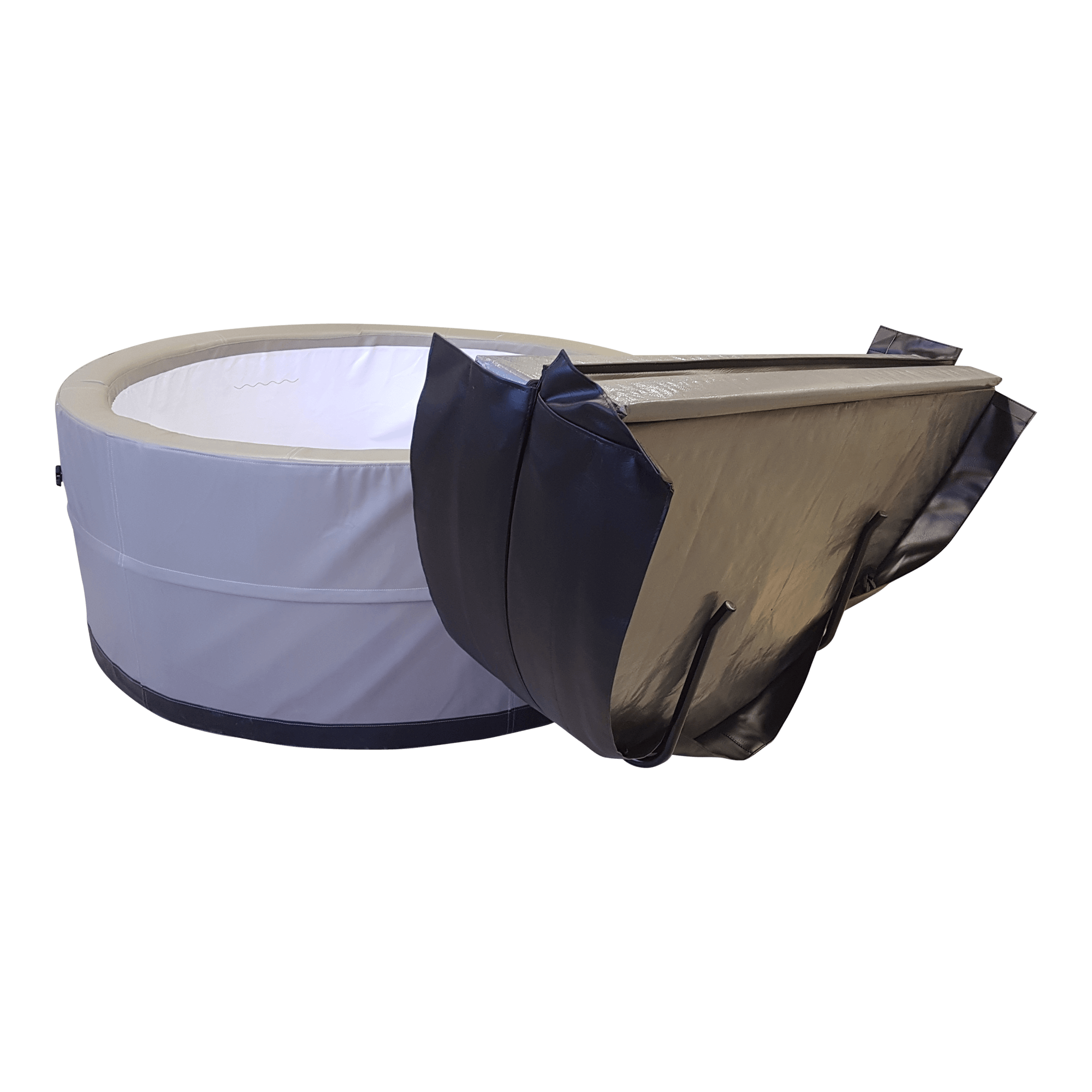 tub cover deck open img hot com cradle removable panels ilovemyoasis springs
