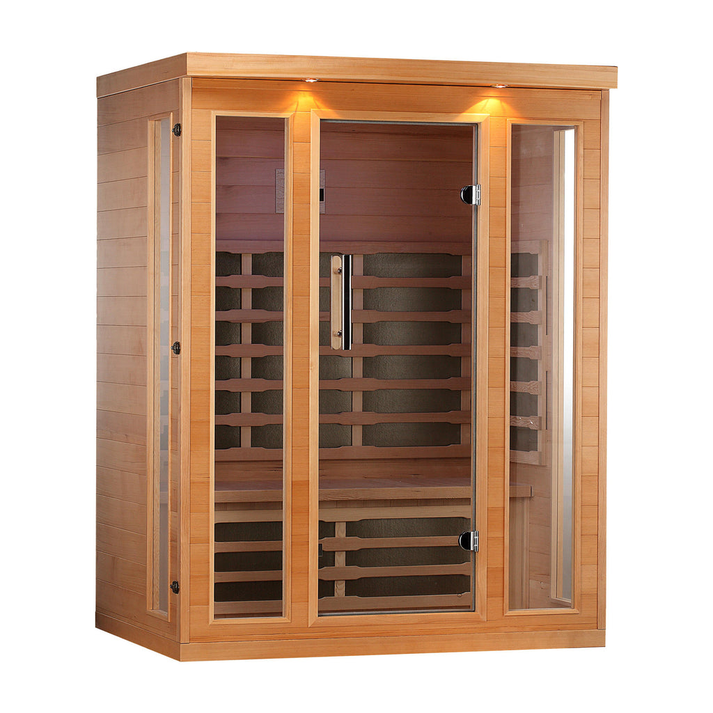 Banff 3 Person FAR Infrared Sauna