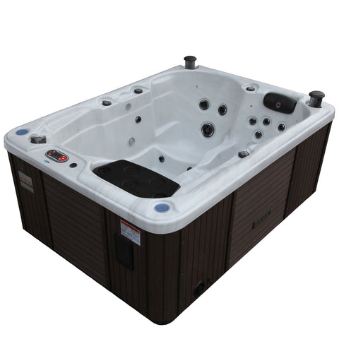 Quebec 29 Jet 3 Person Spa