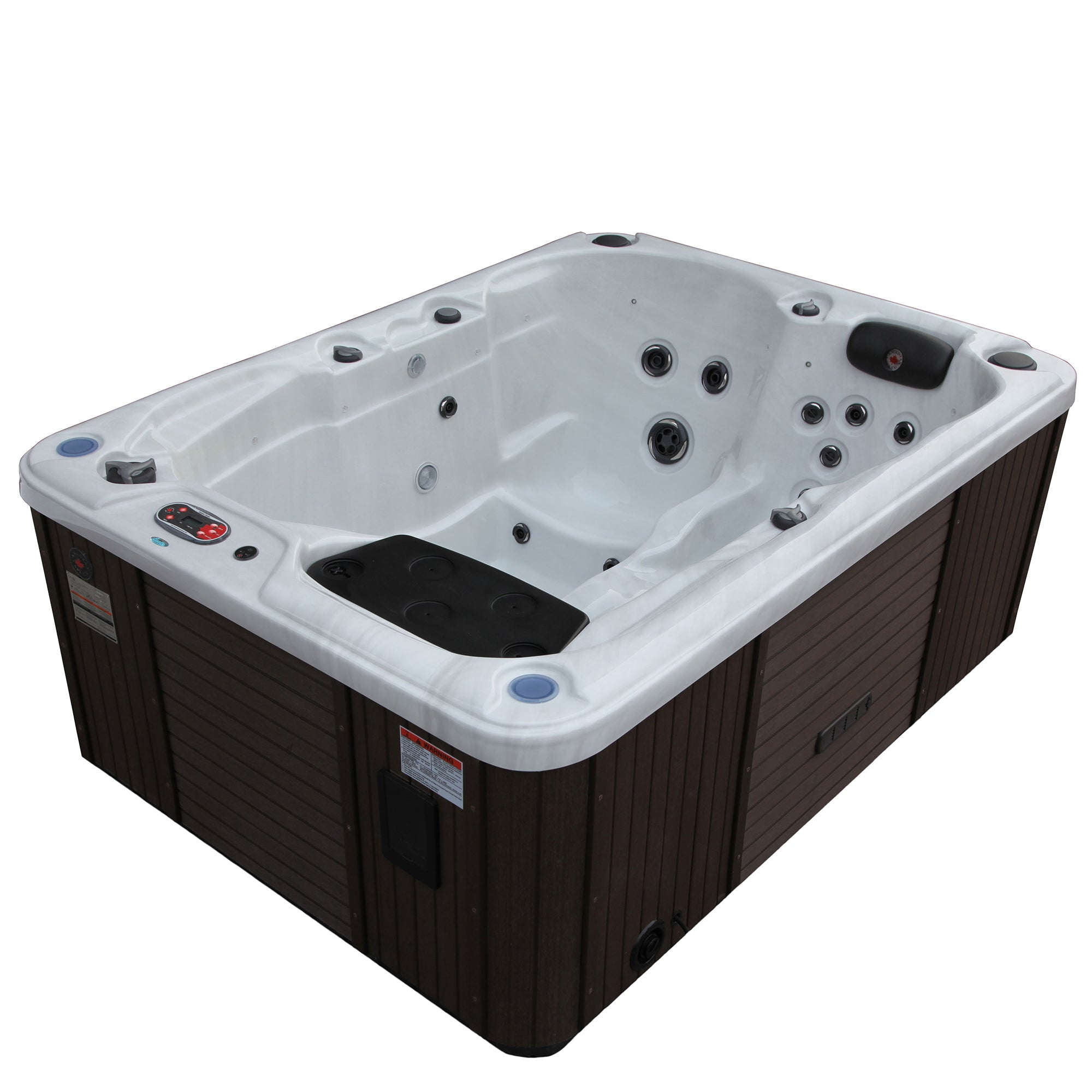 Jacuzzi Balboa 2 Places.Quebec 29 Jet 3 Person Spa Canadian Spa Company