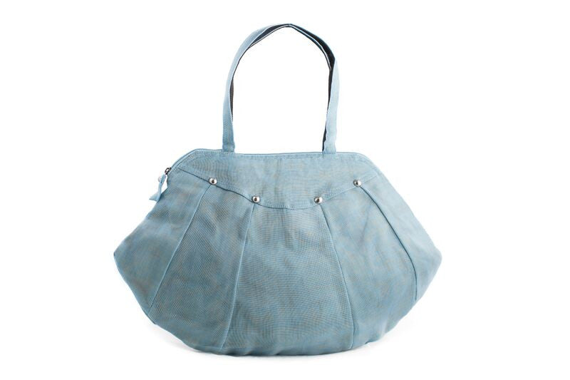 CLOUD (Hand bag - Light blue)
