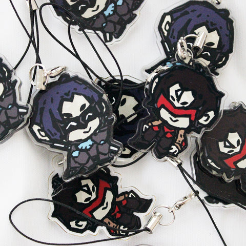 JASON TODD / DICK GRAYSON CHARMS