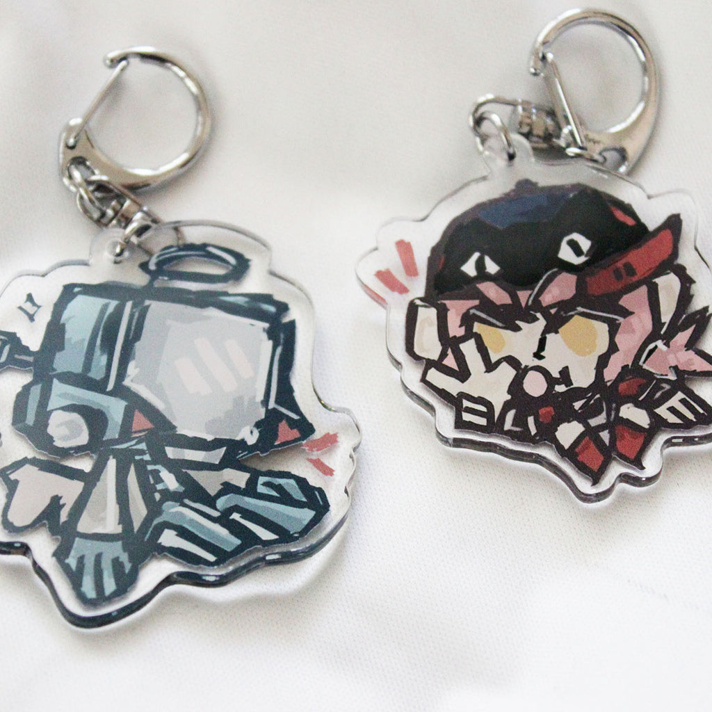 FLCL CHARMS
