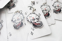 D GRAY MAN CHARMS