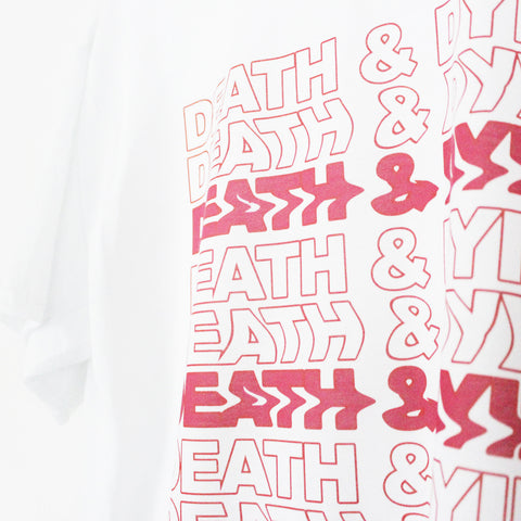 DEATH & DYING TEE