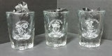 Glassware Pint, Pilsner or Stemless Wine set of 4