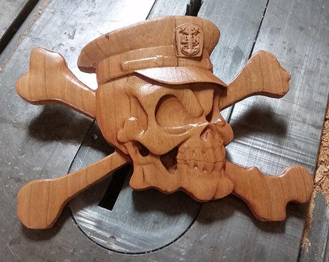 CPO Skull and Crossbones
