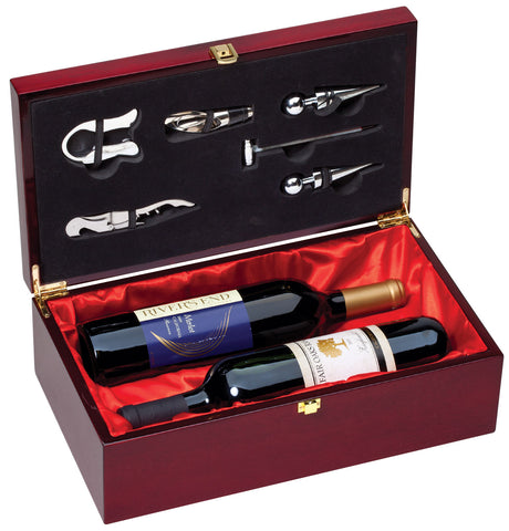 Wine Double Bottle Gift Box