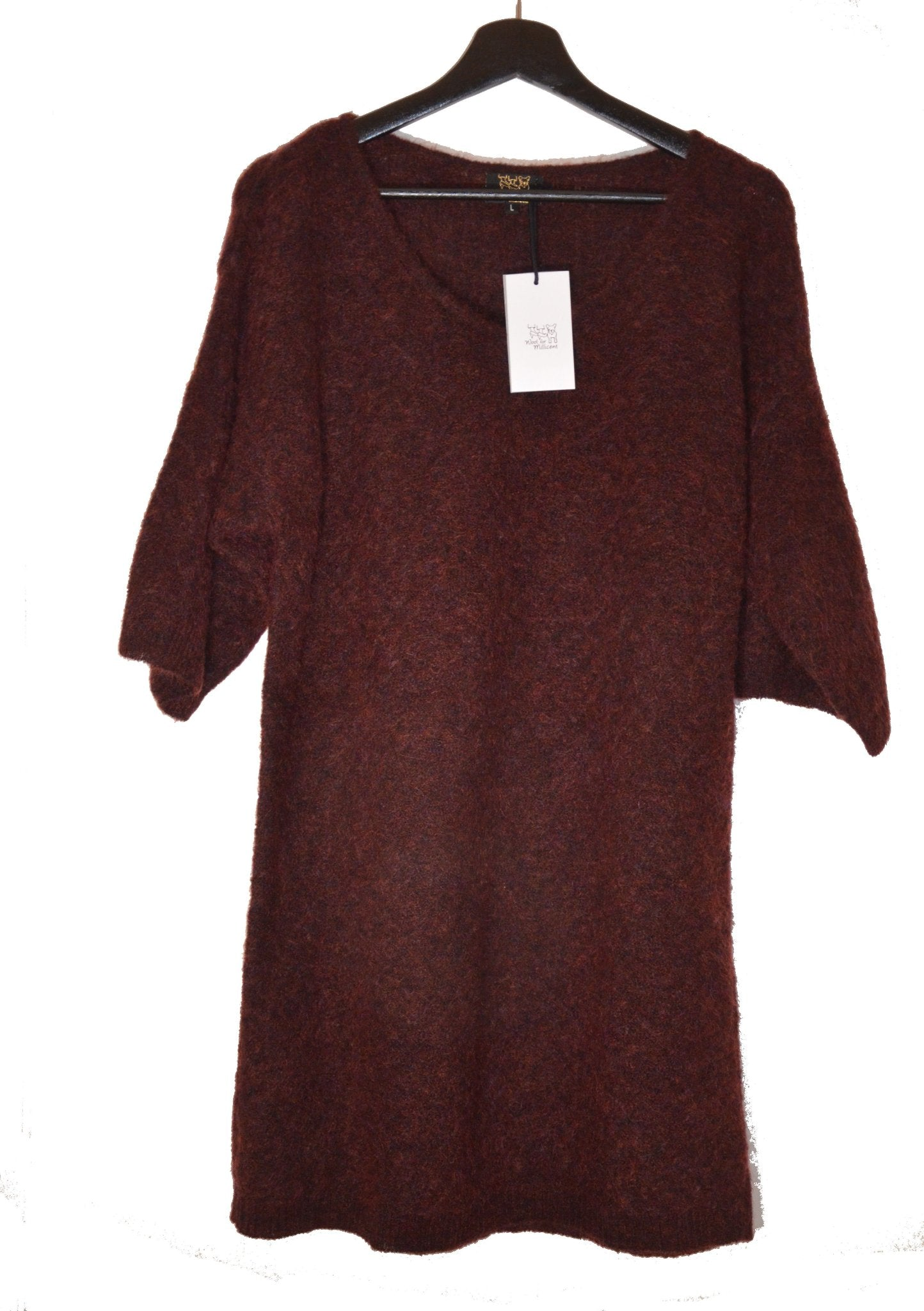 Dress Florence Dark Red