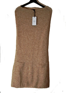 Dress Evangeline Light Brown