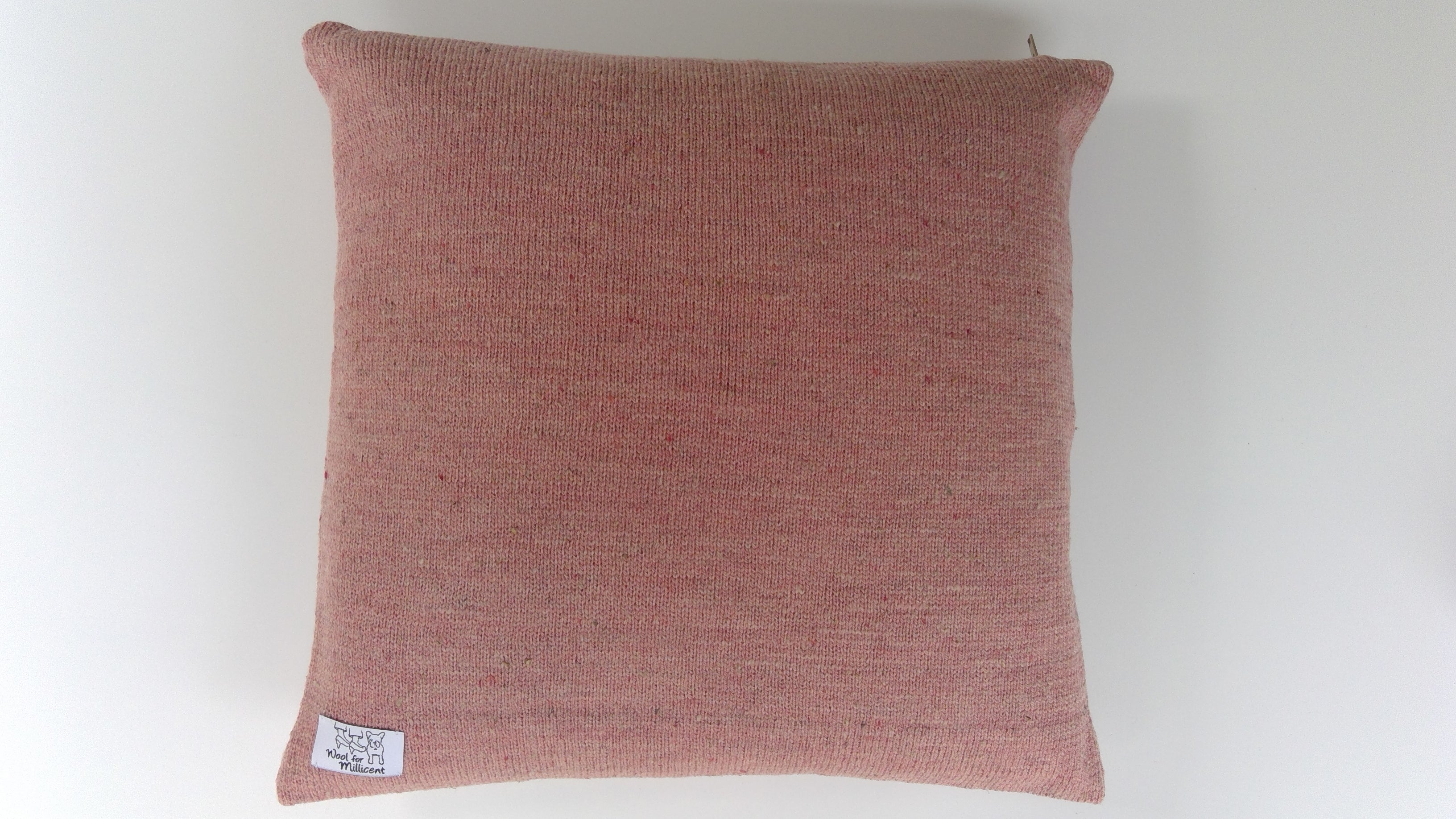 Set of 4 of Pillow Case Rose