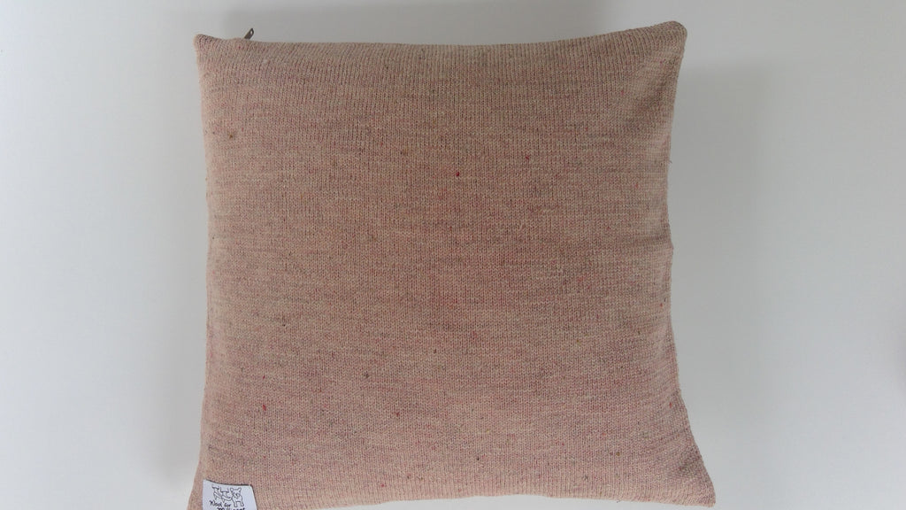 Pillow Case Light Rose 45x45 (x)