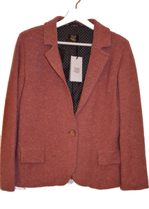 knitted blazer ROSE