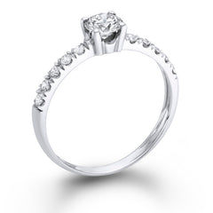 'Jess' Diamond Ring