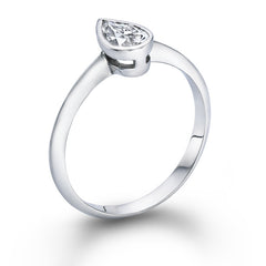 Adriane' Diamond Ring
