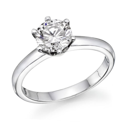 Rosebud' Diamond Ring