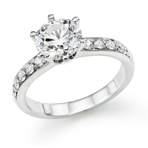 Ixia' Diamond Ring