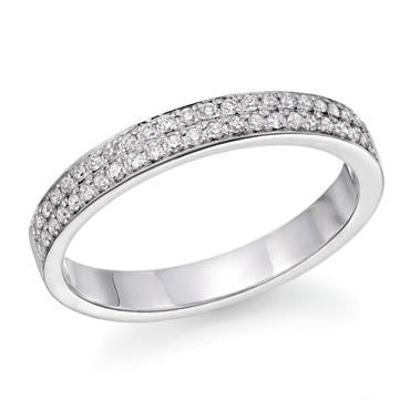 1/3 ct. Diamond Wedding Band