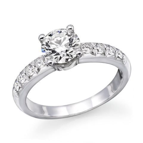 Balsam Diamond Ring