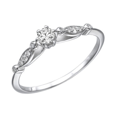 Gal' Diamond Ring