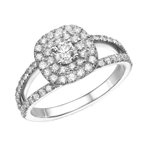 Patricia' Diamond Ring