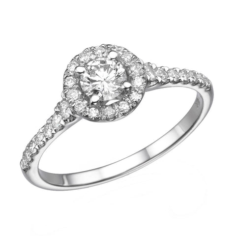 Paulina' Diamond Ring