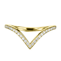 Alexandra' Diamond Ring