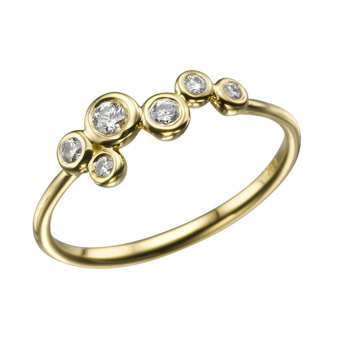 Abigaily' Diamond Ring