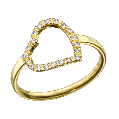 Angely' Diamond Ring