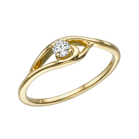 Kathleen' Diamond Ring