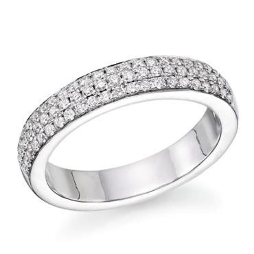 1/2 ct. Diamond Wedding Band,