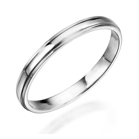 3 mm Gold Wedding Band